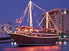 Dhow- Bootsfahrt mit Dinner (incl. Transfers)