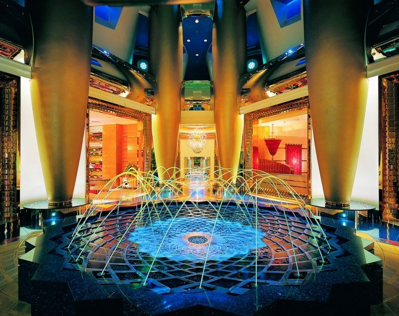 Dubai Hotel Und Flug Halpansion
