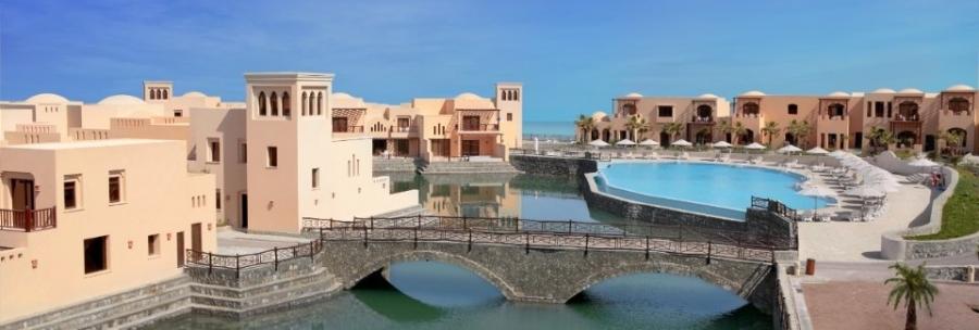 The Cove Rotana Resort Villa